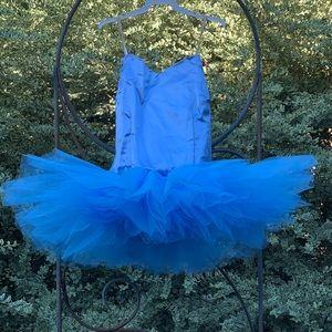 Ballet Basic Short Costume